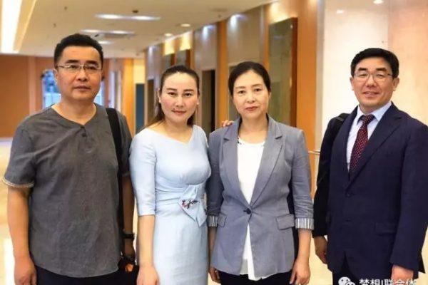 梦想加体检中心与韩国大健康考察团迎来首次会晤