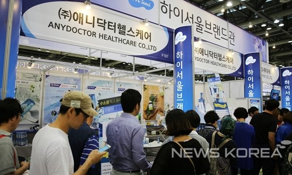 [성인병뉴스] 애니닥터헬스케어 '메가쇼시즌1' 참가